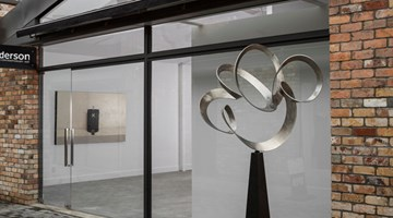 SANDERSON contemporary art gallery in Auckland, New Zealand