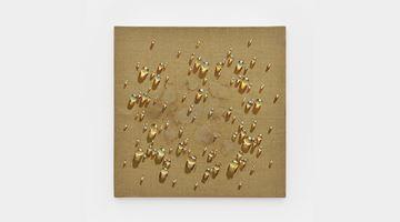 Contemporary art exhibition, Kim Tschang-Yeul, Asia Now 2020 at Almine Rech, Brussels, Belgium