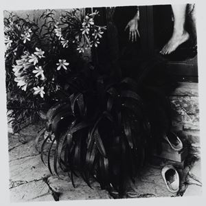 Untitled, Italy I.130 (B) by Francesca Woodman contemporary artwork
