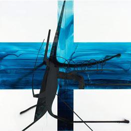 Albert Oehlen contemporary artist
