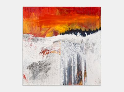 Stanley Donwood's Radiohead Canvases Head to Christie's