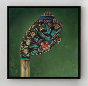 Binyeo by Helena Parada Kim contemporary artwork