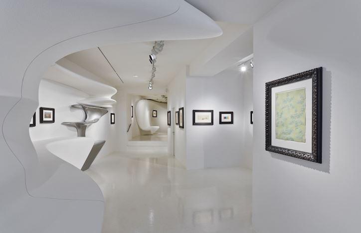 Exhibition view: Group Exhibition,AMAZONKI, Galerie Gmurzynska, Zurich (8 June–8 September 2019). Courtesy Galerie Gmurzynska.