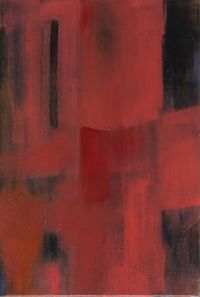 Untitled by Paul P. contemporary artwork painting