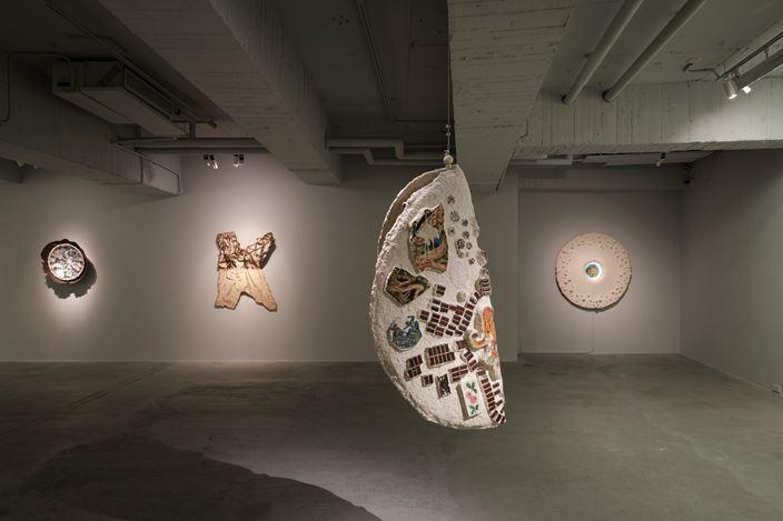 Exhibition view: Lee Ming-tse, Serendipity, Mind Set Art Center (4 July–8 August 2020). Courtesy Mind Set Art Center.
