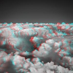 Sea of Clouds  by Alberto Fanelli contemporary artwork