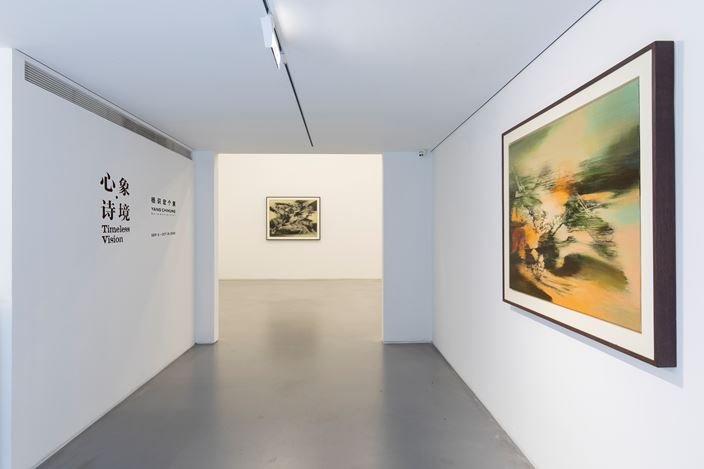 Exhibition view: Yang Chihung,Timeless Vision, Asia Art Center, Shanghai (5 September–31 October 2020). Courtesy Asia Art Center, Shanghai.