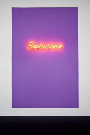 Exotourisme by Dominique Gonzalez-Foerster contemporary artwork