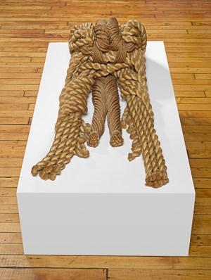 Sisyphe by Françoise Grossen contemporary artwork