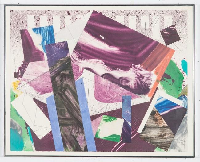 Plum Nellie, TMALSS by Robert Reed contemporary artwork