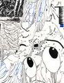 Big Eyes by Zhong Wei contemporary artwork 1