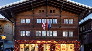 Maddox Gallery contemporary art gallery in Gstaad, Switzerland