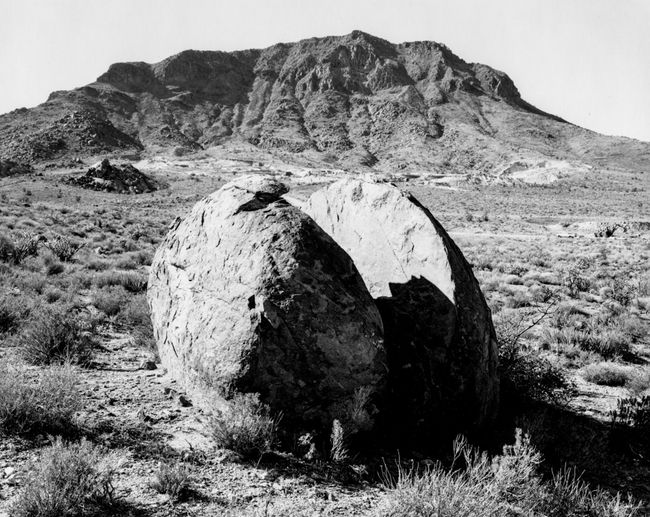 Quarry, Mohave County, Arizona by Robert Adams contemporary artwork