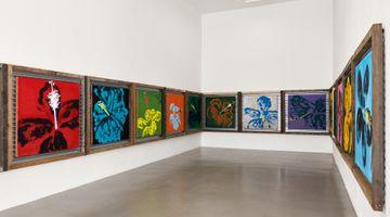 Contemporary art exhibition, Alvaro Barrington, Wave Your Flags II at Sadie Coles HQ, Davies Street, London, United Kingdom