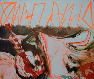 Untitled No.2 无题 2 by Zhu Xiangmin contemporary artwork