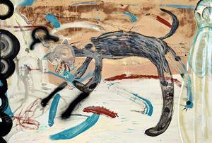 Bad Dog by Tang Jo-Hung contemporary artwork