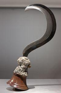 Halal 1 by Tallur L.N. contemporary artwork sculpture