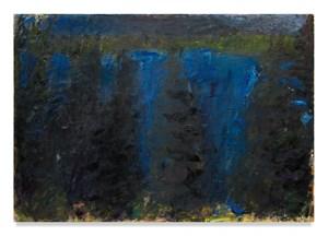 Dark Penobscot by Wolf Kahn contemporary artwork