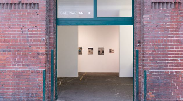 Galeria Plan B contemporary art gallery in Berlin, Germany