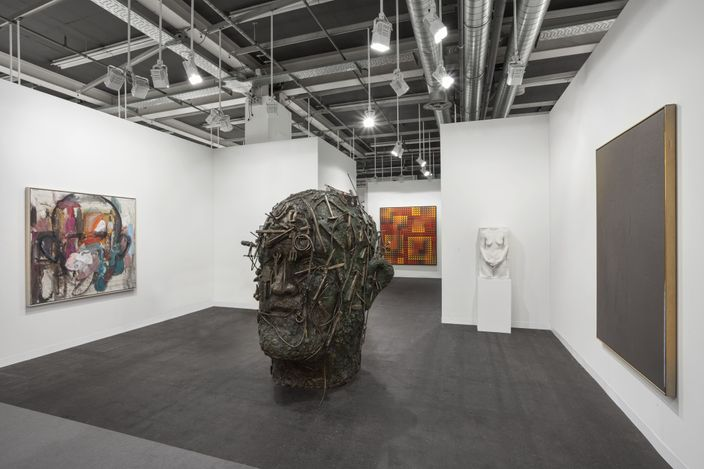 Galerie Templon, Art Basel, Basel (14–17 June 2018). CourtesyGalerie Templon.