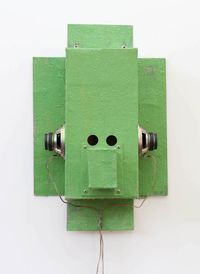 Equipment 2 by Richard Reddaway contemporary artwork sculpture
