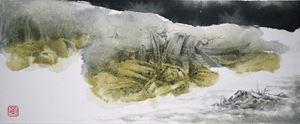 Mini Piece 21 (小品 21) by Wong Chung-Yu contemporary artwork