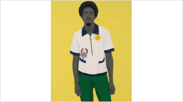 Contemporary art exhibition, Amy Sherald, The Great American Fact at Hauser & Wirth, Los Angeles