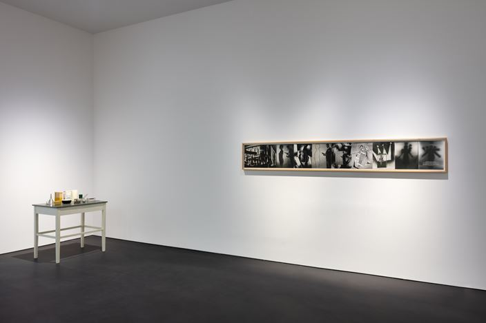 Exhibition view: Group Exhibition, PS81E, Esther Schipper, Berlin (16 June–26 July 2020). Courtesy Esther Schipper.