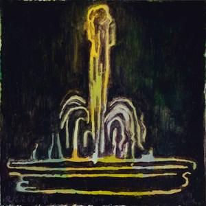 The Fountain of Bernini by Wu Chen contemporary artwork