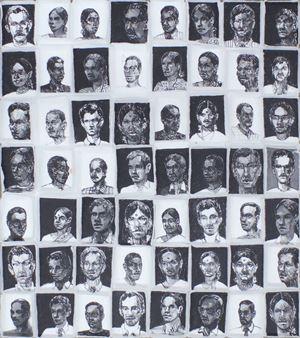 Untitled II by Gayan Prageeth contemporary artwork