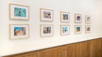 Contemporary art exhibition, Marc Desgrandchamps, Barcelona at Galerie Lelong & Co. Paris, Paris