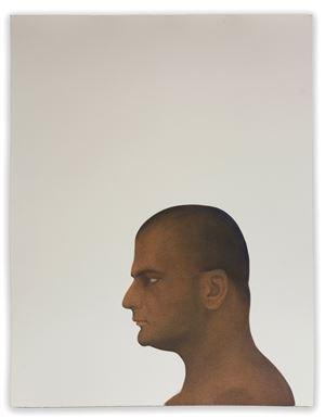 Untitled (Man of Faith Series) by Ali Kazim contemporary artwork