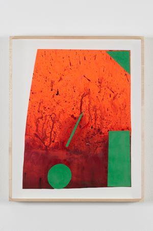DRFTRS(5033) by Sterling Ruby contemporary artwork