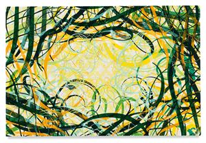Mindscape 15 by Ryan McGinness contemporary artwork
