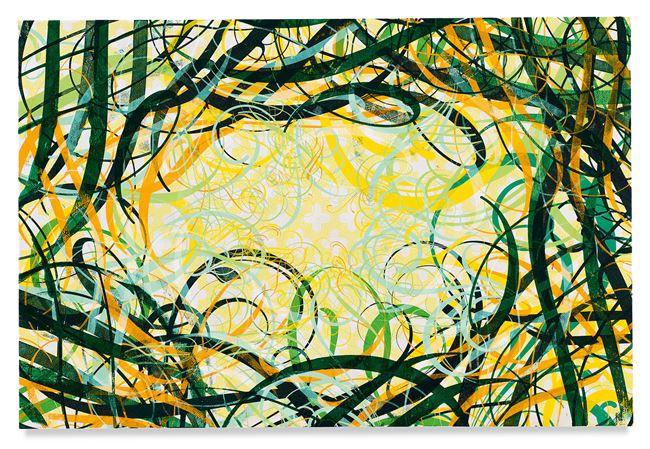 Mindscape 15 by Ryan McGinness contemporary artwork