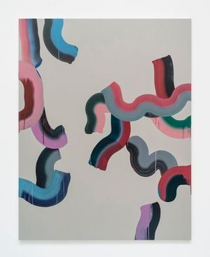 Untitled (August) by Marta Mancini contemporary artwork