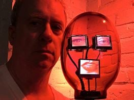 Tony Oursler: Exploring Technology's Dark Arts