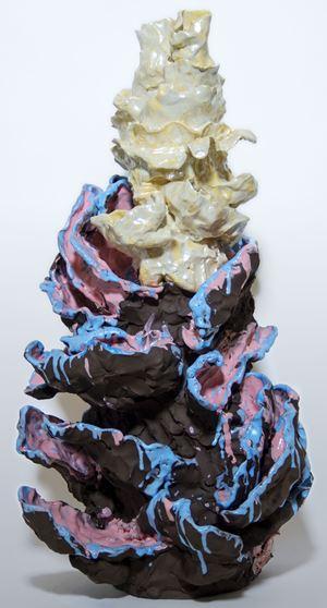 Bloom II by Mira Makai contemporary artwork
