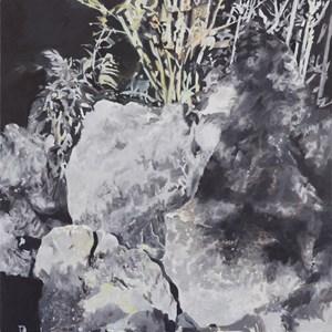 Rocks 山石 by Jeng Jundian contemporary artwork