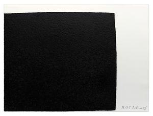 Leo by Richard Serra contemporary artwork print