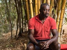 Chris Ofili: 'Being in Trinidad is still really exciting... I think it is working for me'
