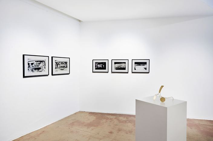 Exhibition view: Group Exhibition, How To Disappear, Goodman Gallery, Johannesburg (14 March–31 May 2020). Courtesy Goodman Gallery.