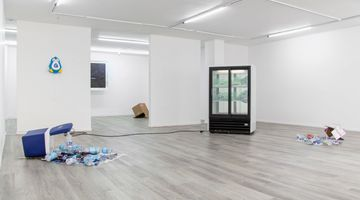 Contemporary art exhibition, Adriana Martínez Barón, moments that last forever at FORO.SPACE, Bogota, Colombia