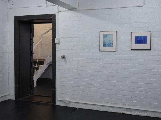 Exhibition view: Meg Porteous, Stars, Michael Lett, Auckland(14 July–14 August 2021). Courtesy Michael Lett.