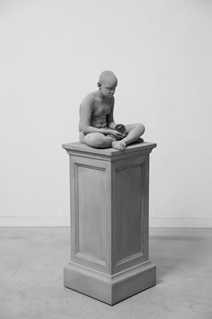 Brian (small version) by Hans op de Beeck contemporary artwork