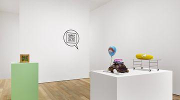 Contemporary art exhibition, Darren Bader, Mends of Scott Friendes at Sadie Coles HQ, Bury Street, London, United Kingdom