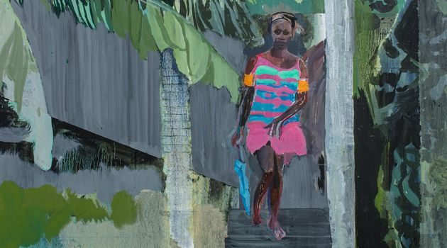 In Hurvin Anderson's Latest Paintings, Nature Takes Over