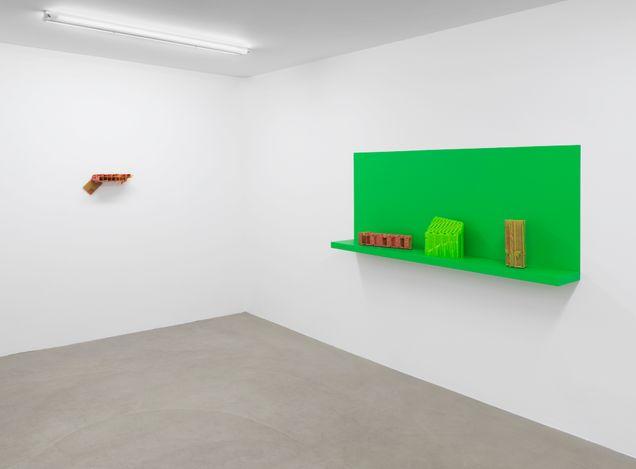 Exhibition view: Samson Young, Studio Exhibition, Capitain Petzel, Berlin (28 April–19 June 2021). Courtesy Capitain Petzel. Photo: Jens Ziehe.