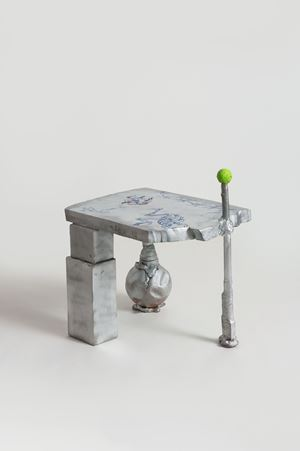 Coffee Table #12 by Zhou Yilun contemporary artwork