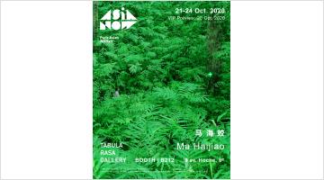 Contemporary art art fair, Asia Now at Tabula Rasa Gallery, Beijing, China